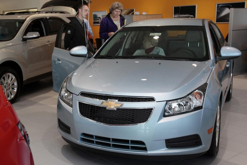 Chevrolet Cruze Recall 2013: GM Recalls 293,000 Vehicles For