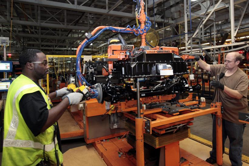Ford Assembly Plant Workers (U.S.)