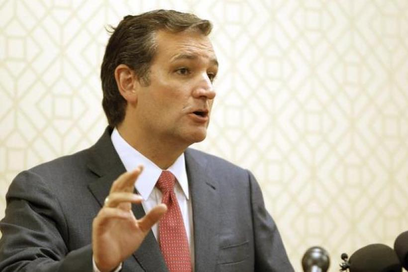 Cruz Ted Getty Image August 2013