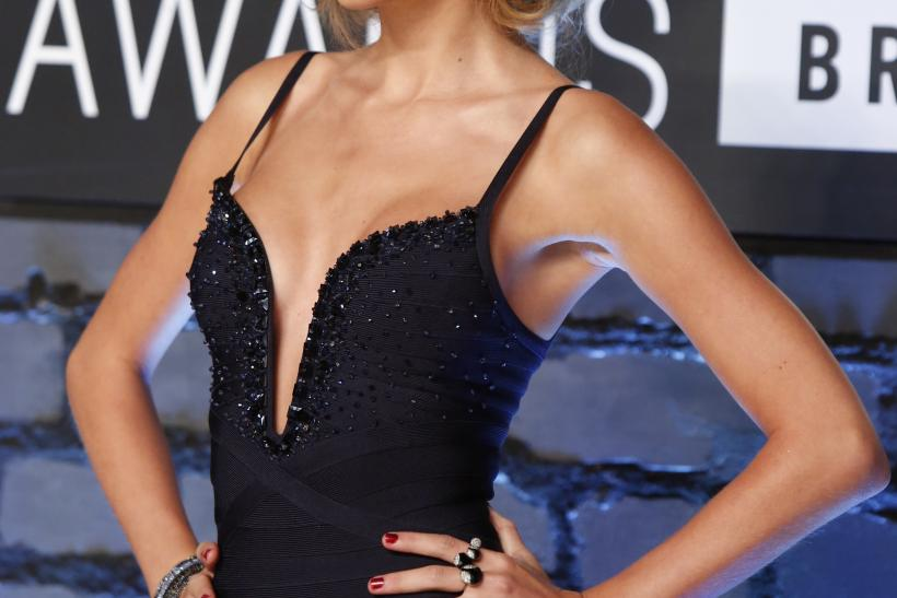 Taylor Swift Video Catches Singer Cursing At Mtv Vmas Was She Insulting One Direction Ex Harry Styles