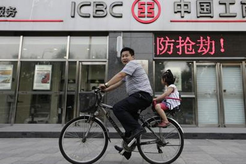 China ICBC Bank Aug 2013 2