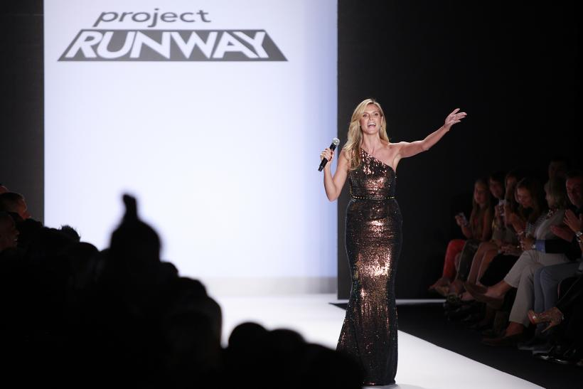 Project Runway at NYFW