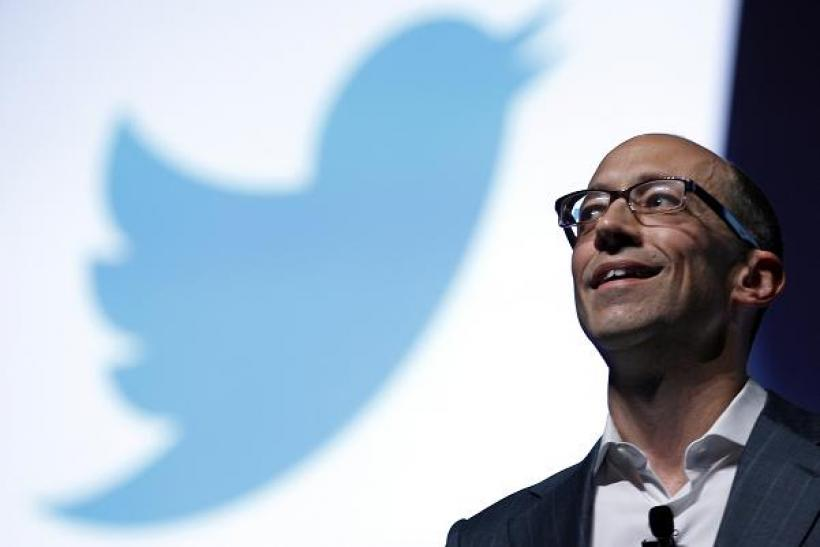 Twitter CEO Dick Costolo 2012 2