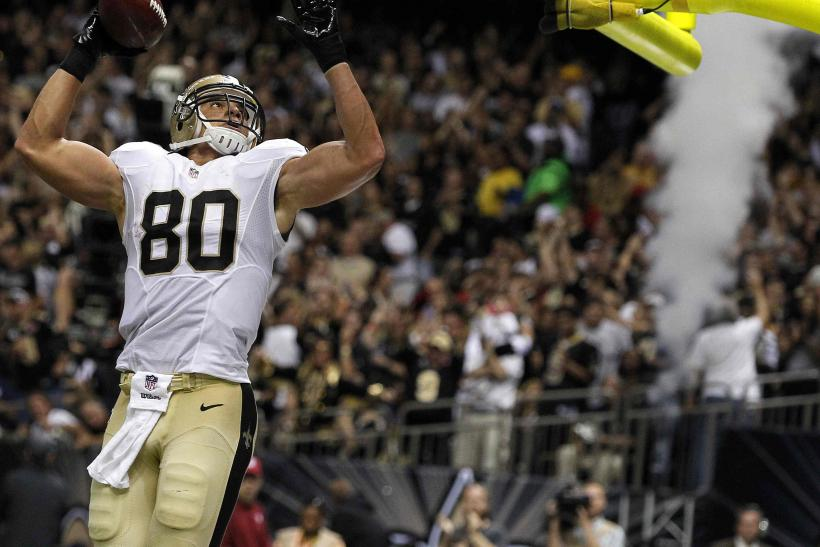 Jimmy Graham New Orleans Saints