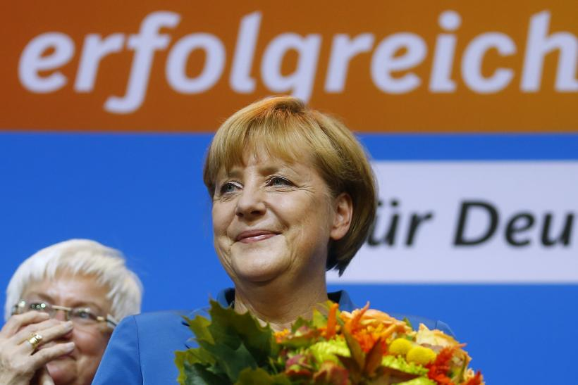 Angela Merkel Wins German Election
