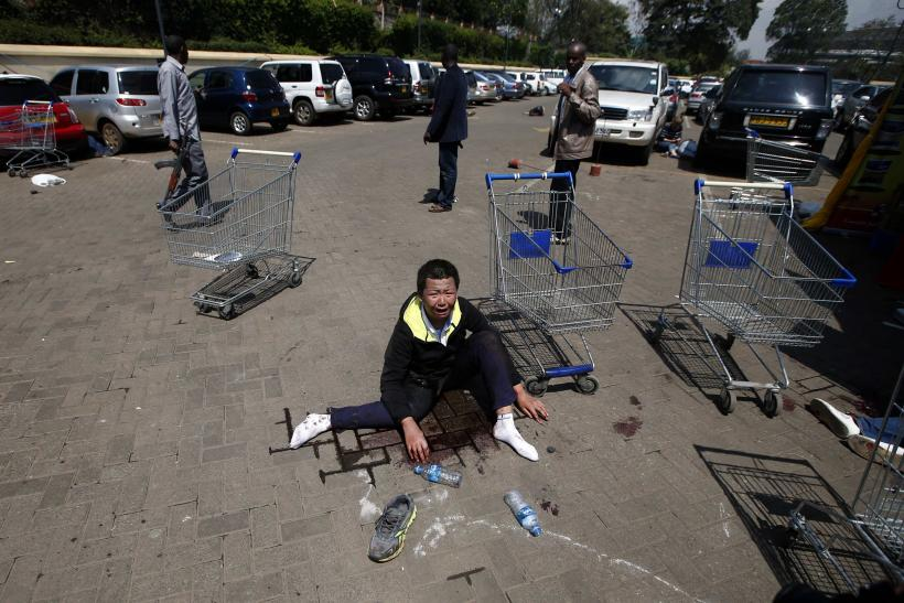 Nairobi Man shopping shooting