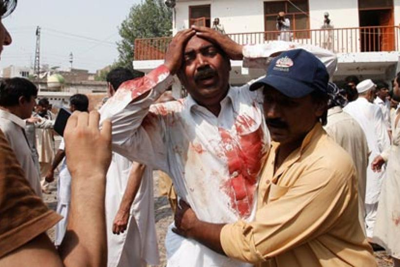 Peshawar church bombing