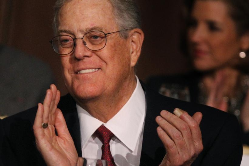 Money In Politics: The Companies Behind David Koch's Americans For
