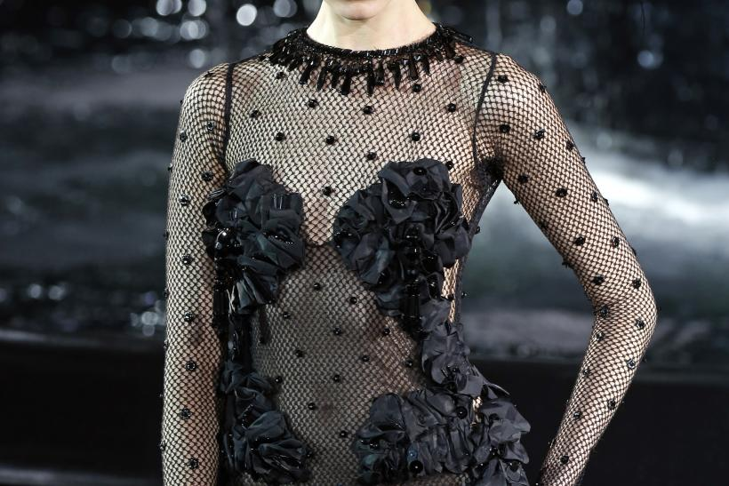 Marc Jacobs' final collection for Louis Vuitton (Spring 2014)