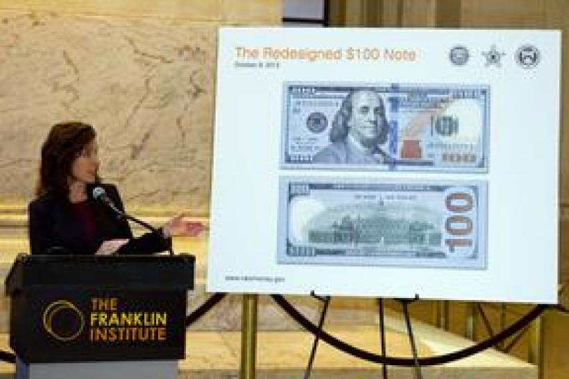 Federal Reserve Issues New $100 Bill, With Features Designed