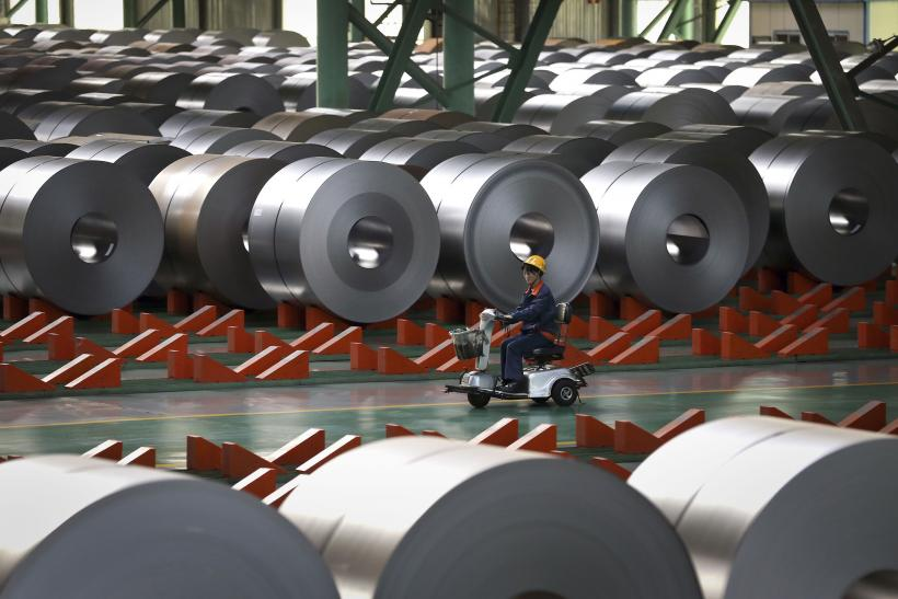Cheap Foreign Steel Drives Heavy U.S. Imports In January
