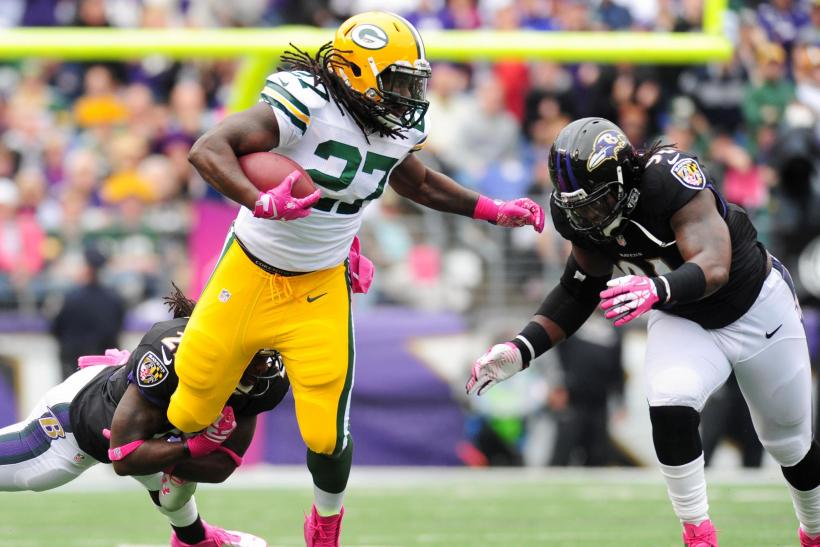 Eddie Lacy Green Bay Packers