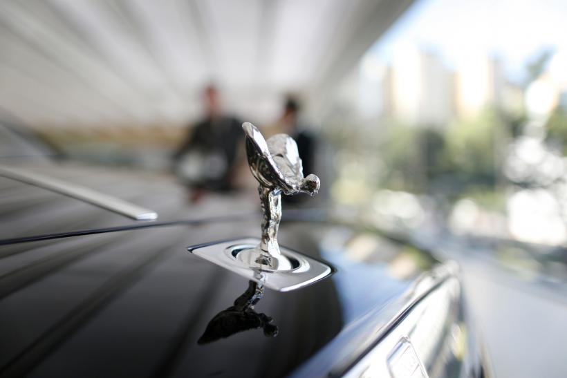 How Rolls Royce Got Its Lady Hood Ornament That Has Endured Since