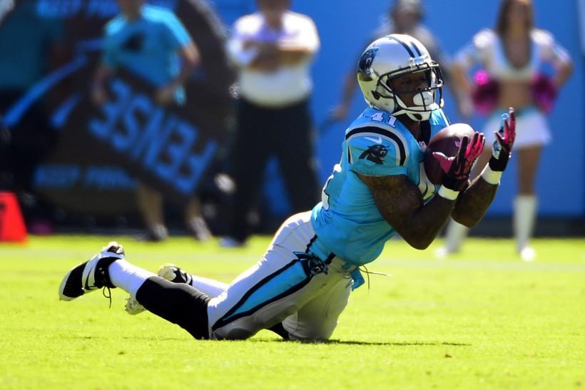 Captain Munnerlyn Carolina Panthers