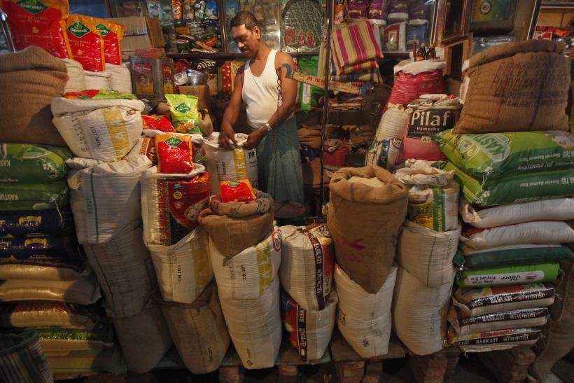 Grocery store_India