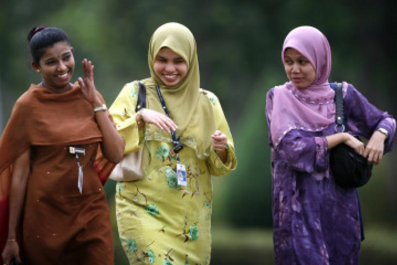 an analysis of the treatment of women in the muslim society Based on the same analysis, pew research center also estimates that there are 215 million muslim adults in the country, and that a majority of them (58%) are immigrants.