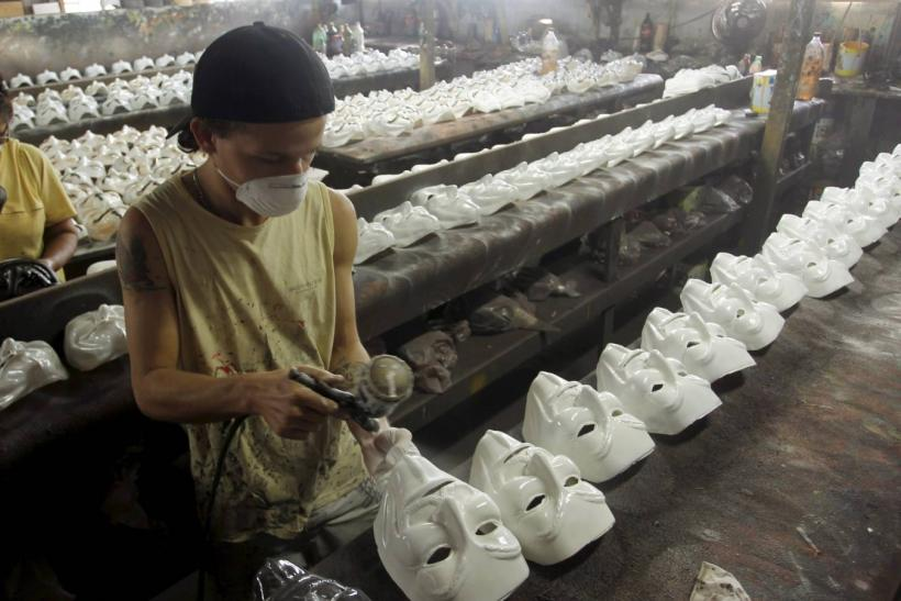 Guy Fawkes Masks