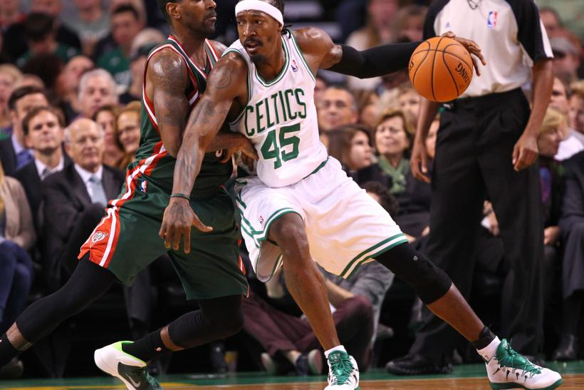 Gerald Wallace Boston Celtics