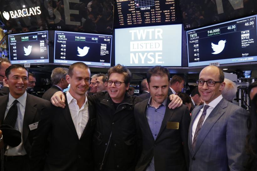 Twitter CEO Exec Team NYSE 7Nov2013