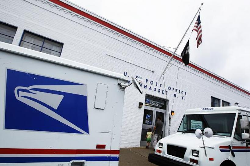 Concerns about the processing of election-related mail put to rest Thursday by the US Postal Service.