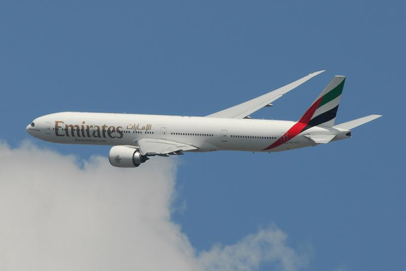 Emirates JFK 777