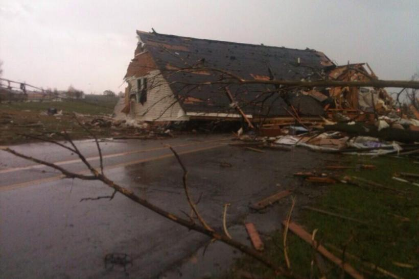 Midwest Tornadoes