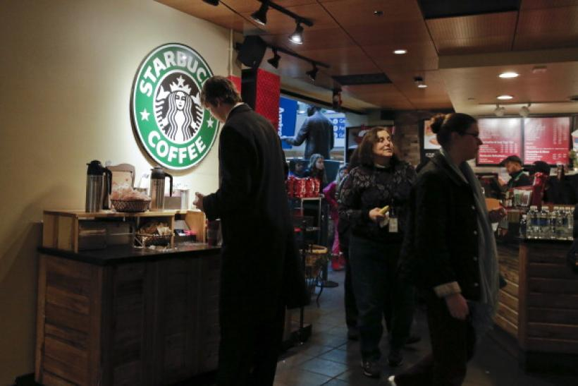 Starbucks Predicts $120M Benefit from Falling Coffee Prices