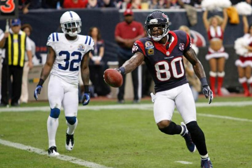 Andre Johnson Houston Texans