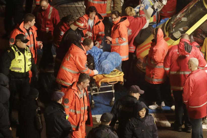Latvia Supermarket Collapse Death Toll Rises To 45