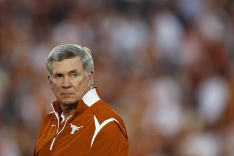 Mack Brown Texas