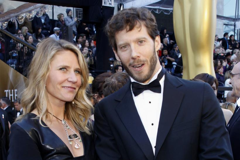 "Aron Ralston, subject of the film ""127 Hours"", and wife Jessica Trusty"