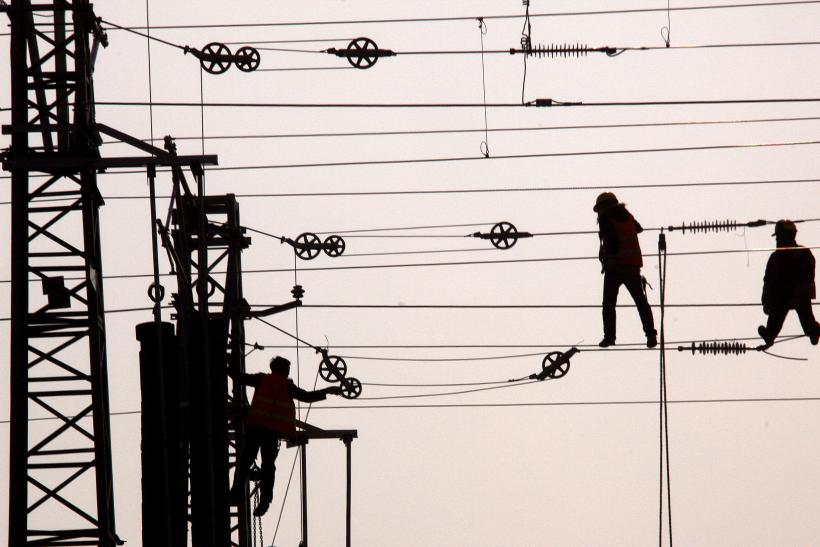 China electric grid 2011