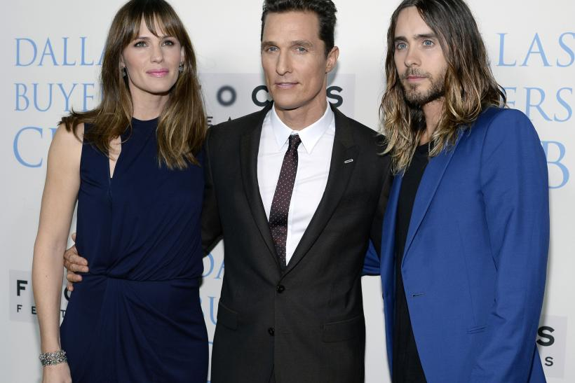 """Dallas Buyers Club"" Actors"