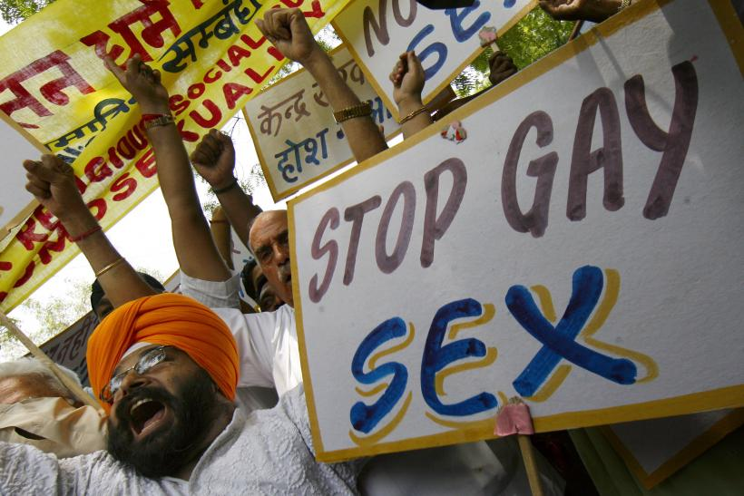 Anti-gay Protests_ India