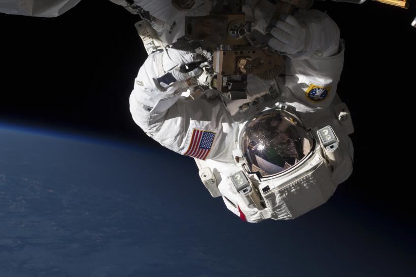 NASA-spacewalk