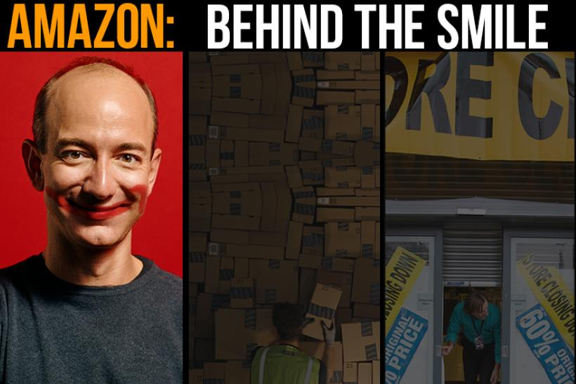 Amazon Series 1 Behind the Smile Greyout
