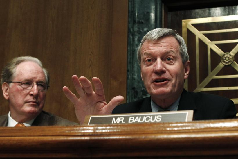Baucus Max May 2011