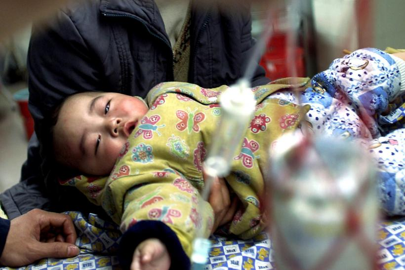 Hepatitis Vaccination Deaths In China