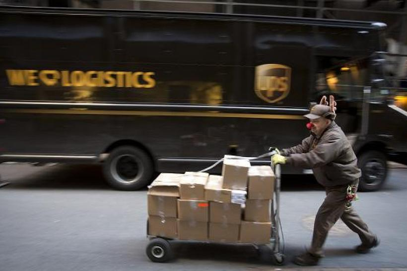 Didn't Get Your Packages For Christmas? UPS Shipping