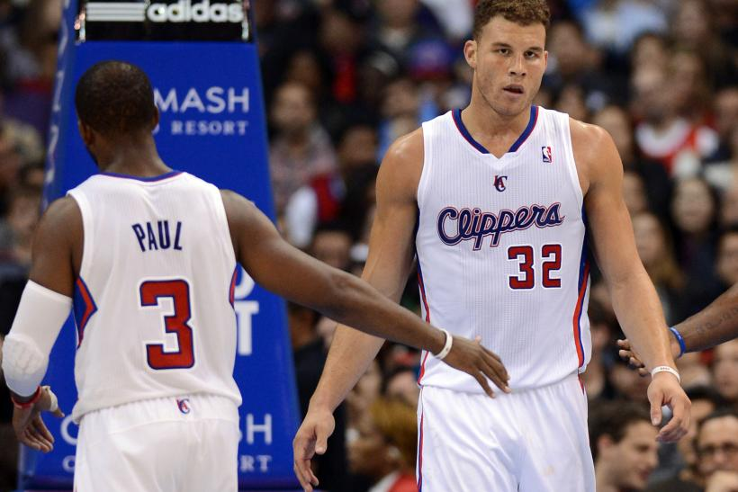 Blake Griffin L.A. Clippers