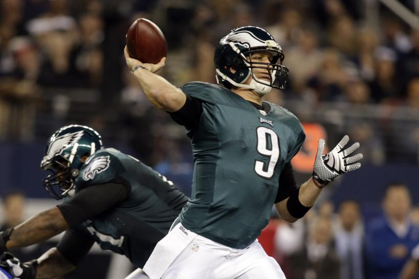 Nick Foles Philadelphia Eagles