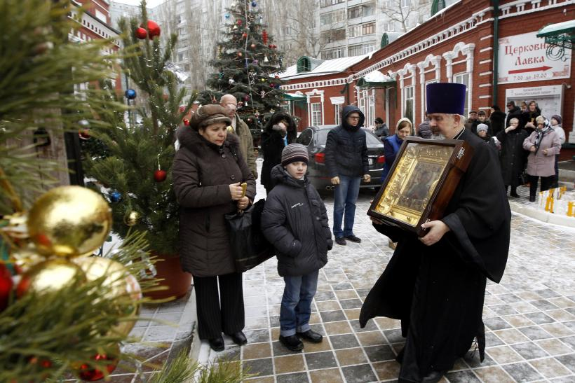 Orthodox Christmas 2014