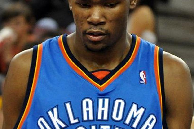 7f22a9e7413 Did Kevin Durant And Fiancée Monica Wright Break Up  OKC Thunder ...