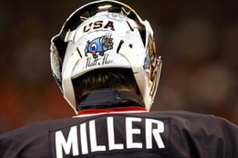 Ryan Miller Team USA