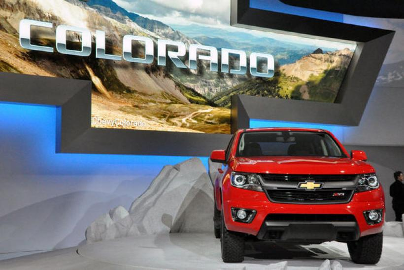 003 - 2015 Chevrolet Colorado