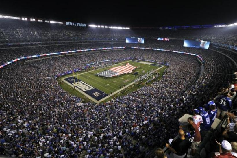 MetLife Stadium Super Bowl XLVIII