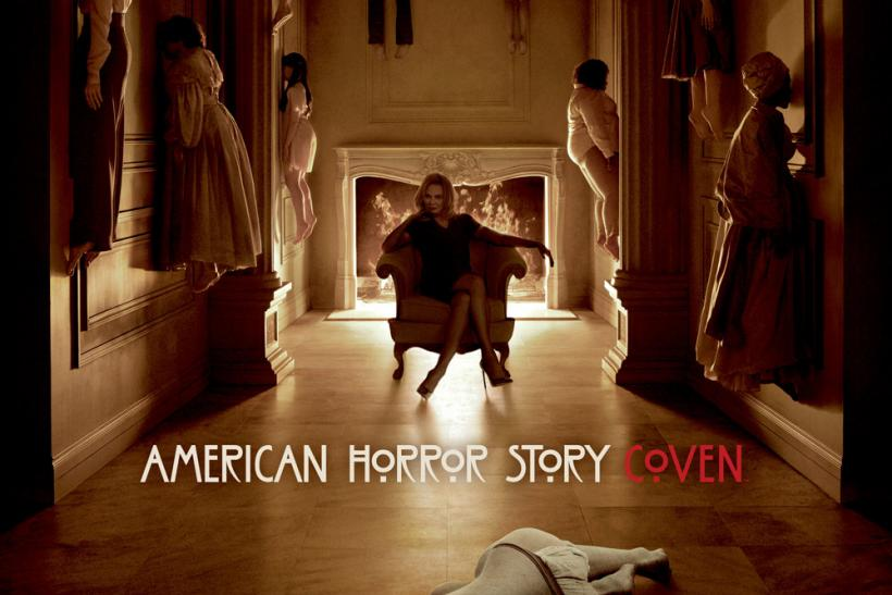 American horror story season 3 cast members