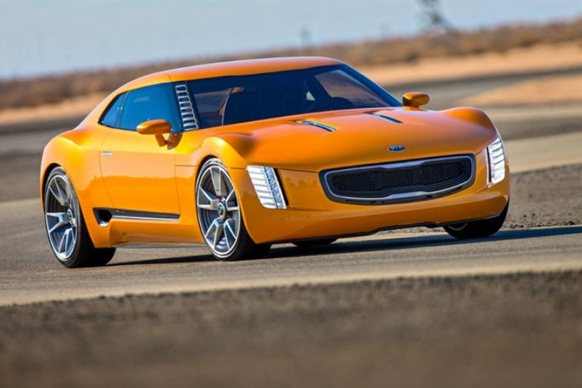 Detroit Auto Show 2017 Is Kia Entering The Sports Car Market With Gt4 Stinger