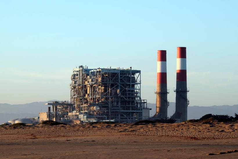 Natural Gas California by Shutterstock