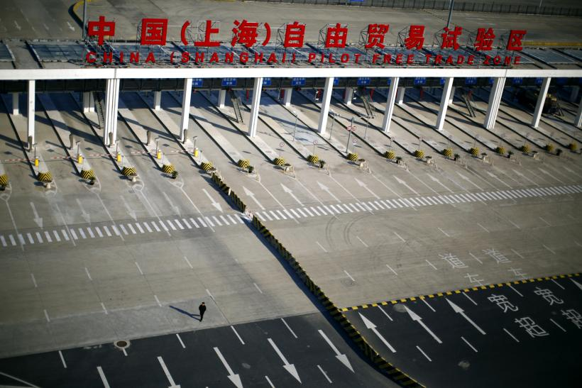 Shanghai Free Trade Zone_FTZ